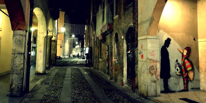 Street Art a Padova. Piccola guida ai più bei graffiti della città