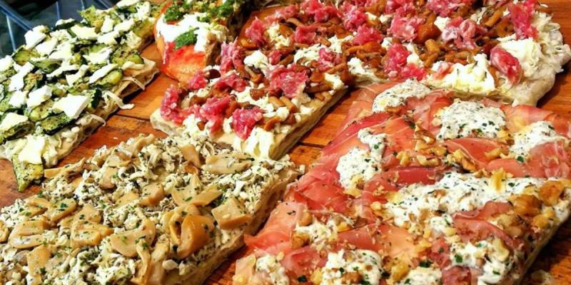 Perché la pizza al trancio è tornata di moda e dove (ri)trovare le migliori in Veneto