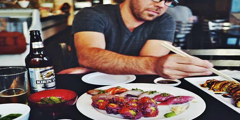 E tu lo sai come si mangia il Sushi?