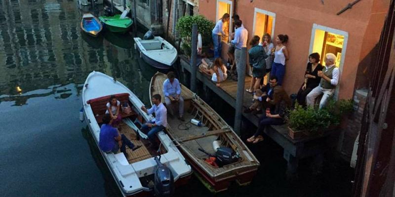 Magico Veneto: 7 ristoranti da raggiungere in barca