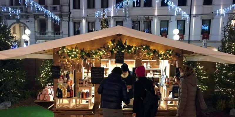 Mercatini di Natale a Mestre  se per il ponte dell'8 rimani in città