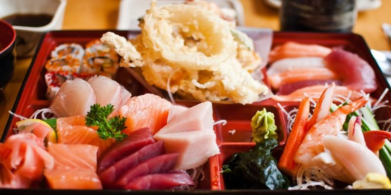 Mangiare sushi a Verona, il pesce crudo di origine giapponese nella città di Romeo e Giulietta