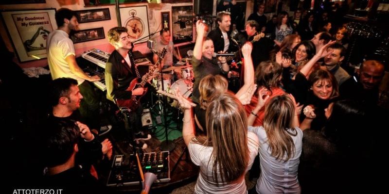Il Saint Patrick e la musica dal vivo di Novembre