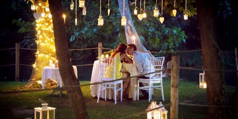 Amore a tavola in provincia di Verona, i ristoranti romantici per una cena da ricordare