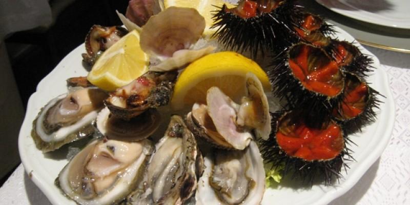 3 ristoranti per mangiare pesce crudo e frutti di mare a Trani
