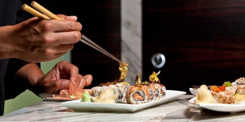 Il miglior sushi di tutta Napoli, lo trovi solo qui