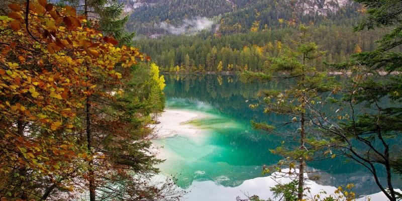 10 posti dove ammirare il foliage d'autunno in Italia