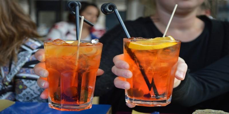 I migliori spritz della Riviera del Brenta