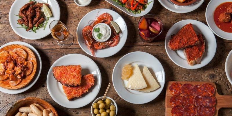 Ho fatto aperitivo a Milano con le tapas gourmet ed è tutta un'altra storia