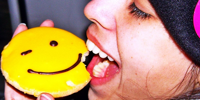 I 9 happy food, ovvero, i cibi che rendono felici