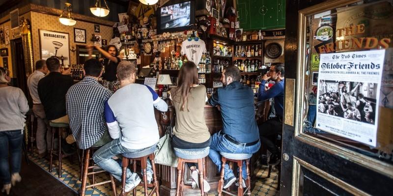 Non solo calcio: i locali di Milano dove vedere tutti gli sport in diretta
