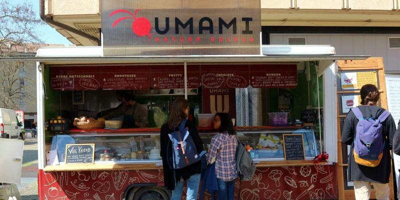 umami vegan food truck