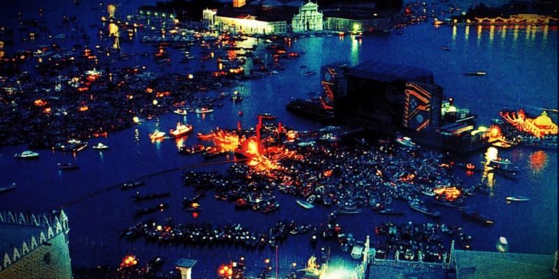 I 5 concerti che hanno fatto la storia di Venezia