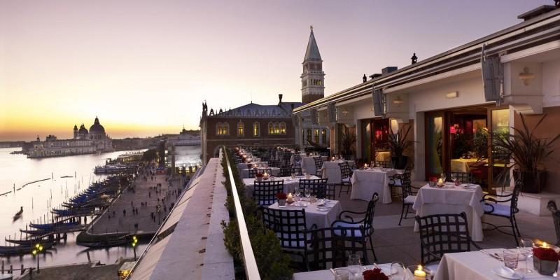 I ristoranti con terrazza più belli di Venezia