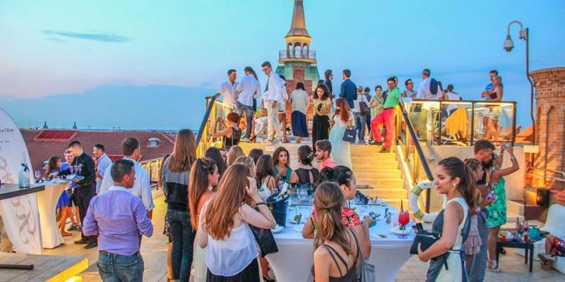 Gli aperitivi da non perdere tra le più belle terrazze del Veneto