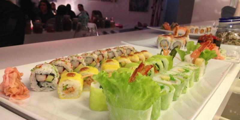 I 10 migliori sushi del lago di Garda