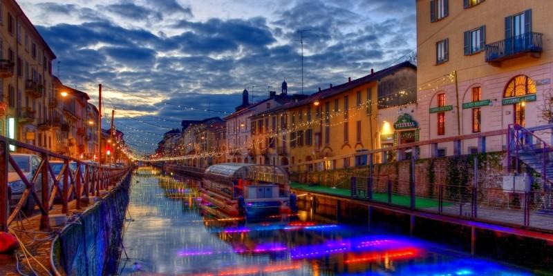 Aperitivo sui Navigli a Milano: 5 locali dove andare sul sicuro