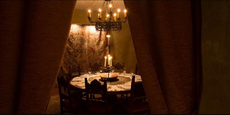 A bocca aperta, i ristoranti fiorentini all'interno di palazzi d'epoca