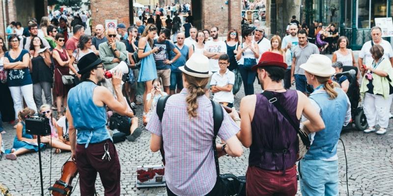 I 5 migliori festival d'arte e di musica di strada in Europa