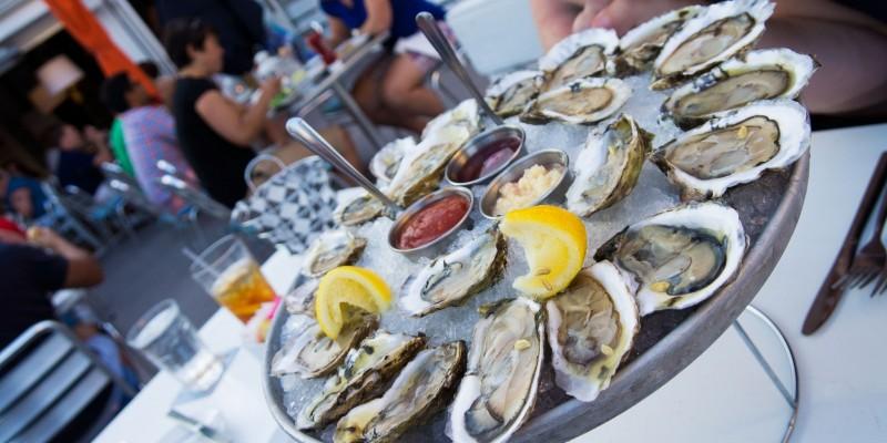 Pesce crudo e ostriche a Firenze, 10 ristoranti dove mangiare cruditè di mare