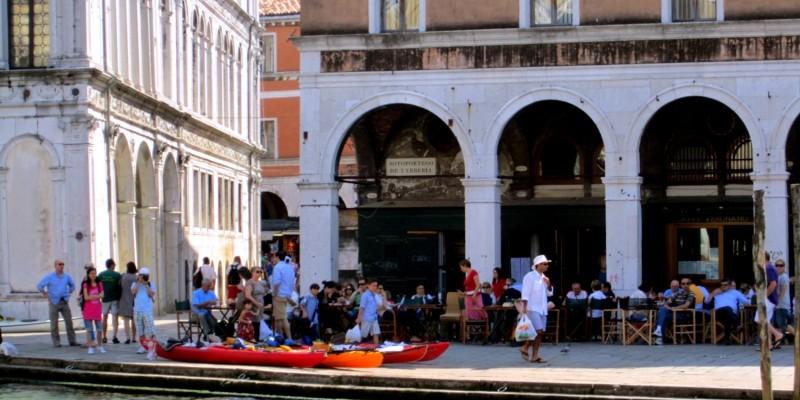 Ecco i locali dove vanno a mangiare i veri veneziani