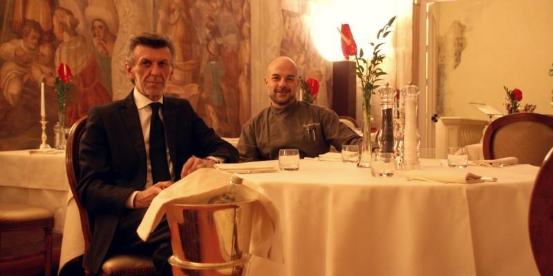 Sala e cucina: Binomio perfetto al ristorante Malipiero di Mestre