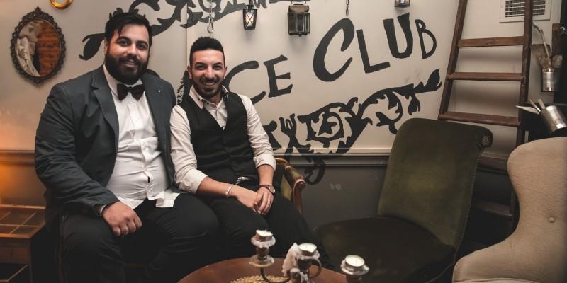 I Ferracani Bros del The Race Club di Roma