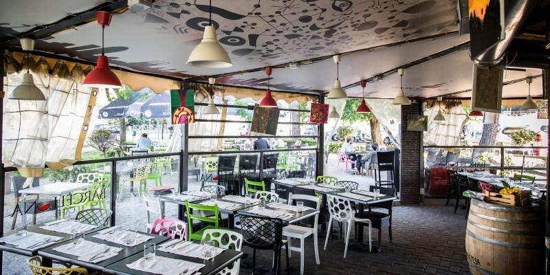 15 ristoranti dove mangiare all'aperto a Roma