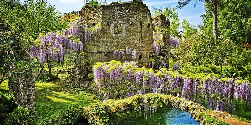 10 giardini molto belli da visitare in primavera