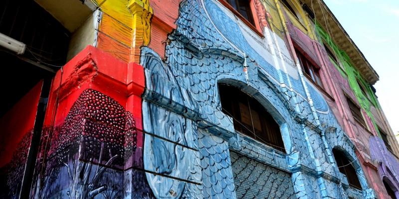 Zona Ostiense secondo il New York Times: colorata, culturale, gourmet.