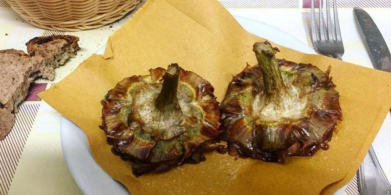 Le più buone ricette a base di carciofi e dove mangiarle a Roma