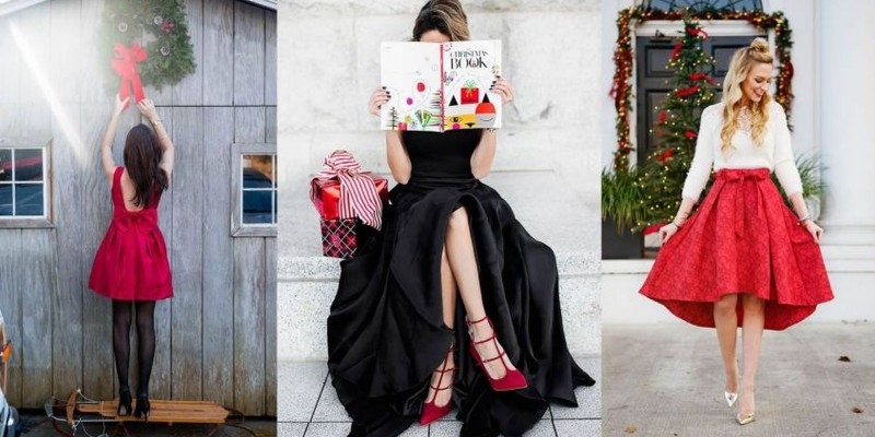Look di Natale: 5 abbinamenti da segnare
