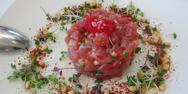 Viziamoci di mare! 10 locali a Treviso e dintorni dove mangiare la tartare di pesce