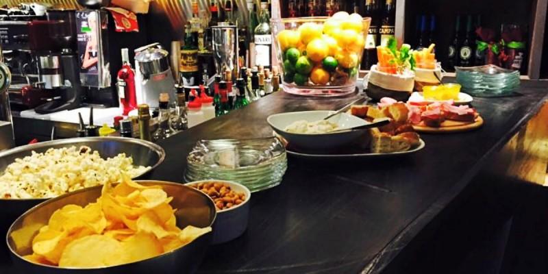 I migliori locali per l'aperitivo a buffet a Mestre e dintorni