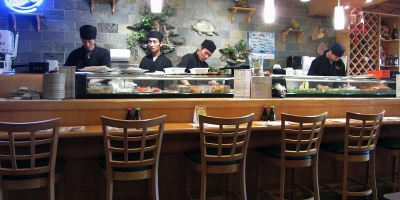 Voglia di sushi, ecco da chi andare a Bergamo.