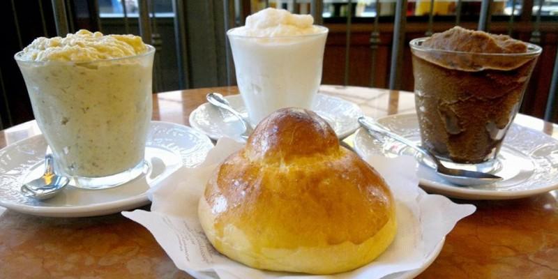 Cannuccia o cucchiaino: 5 granite da mangiare a Milano