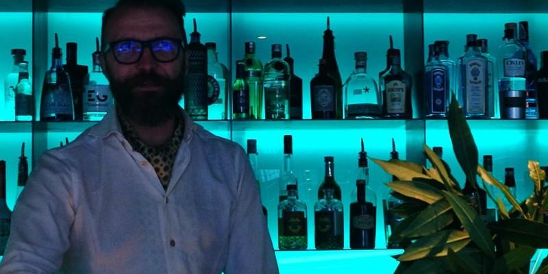 Stefano Moro, il pasionario dei cocktail mestrini