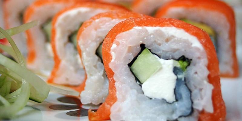 Ecco dove mangiare Sushi in Brianza