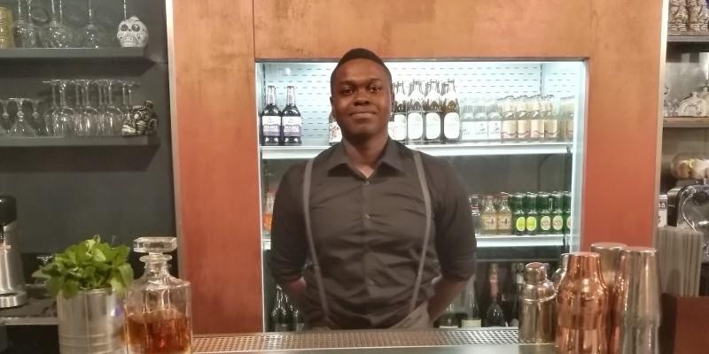 Jibril de Monte ha detto sì: la formula cake & cocktail può funzionare anche Treviso