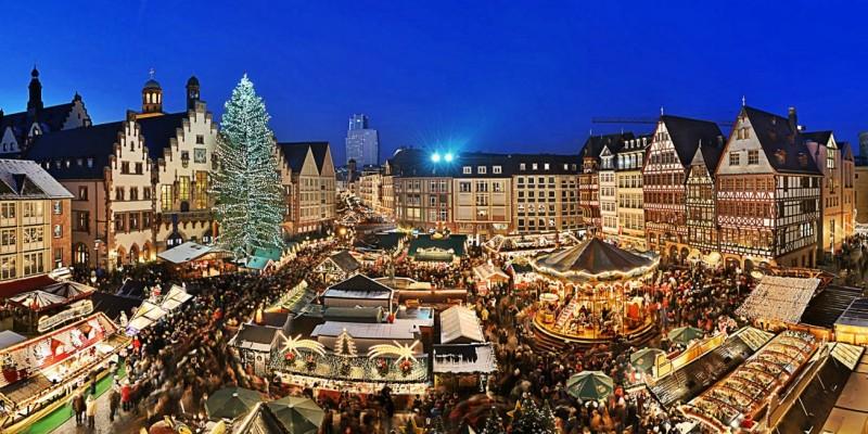 10 mercatini di Natale 2017 più belli d'Europa