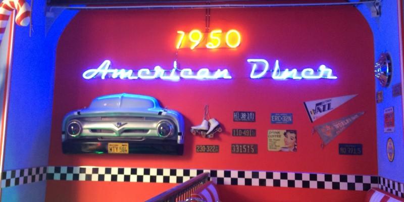 1950 American Diner, un angolo a stelle e strisce nel cuore di Firenze