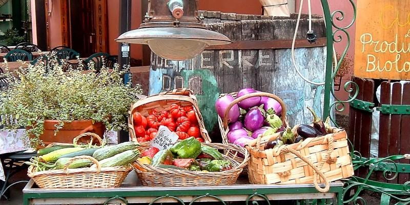 Frutta e verdura sempre fresche a Roma: i locali dove trovarle