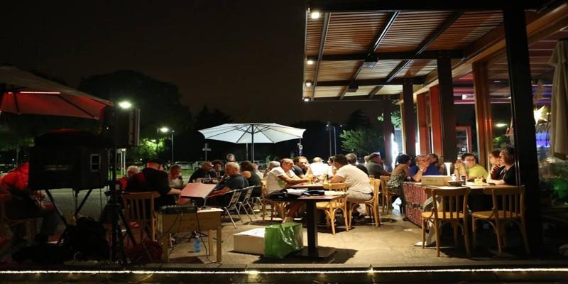 Gli eventi live music di ottobre al Chiosco Cafè