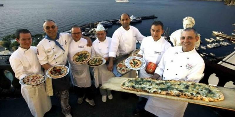 Pizza non solo a Napoli: scopri dove mangiarla in costiera sorrentina