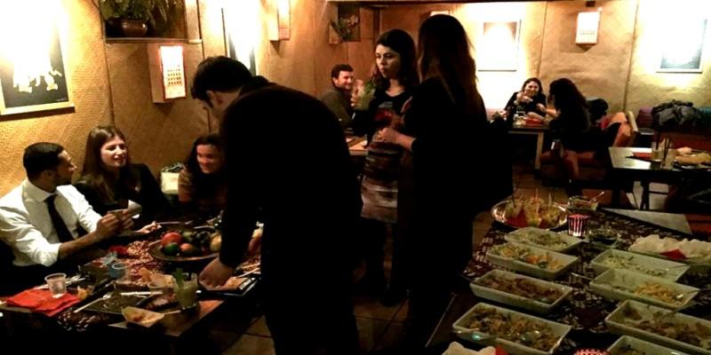 Ti consiglio cinque aperitivi etnici a Roma
