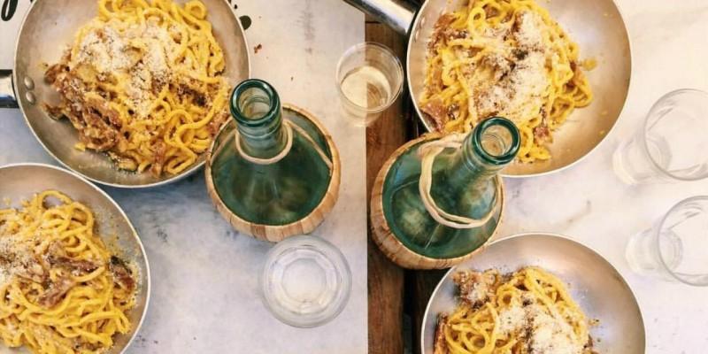 Dove andare a mangiare il lunedì sera a Roma: i nomi da segnare per tutti i gusti