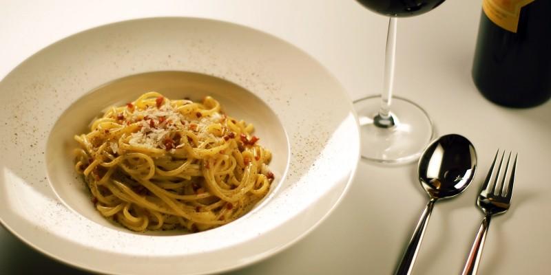 Ti porto a mangiare una buona carbonara anche in Veneto
