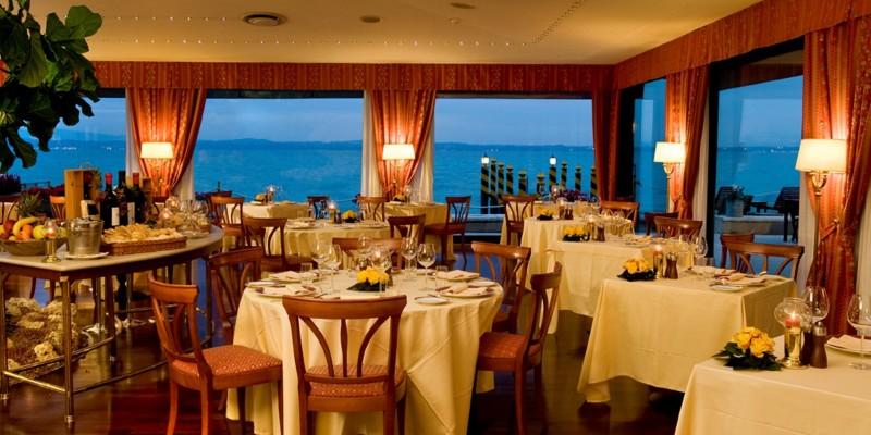 Cibo e amore, romanticismo in tavola a Verona e sul Lago di Garda