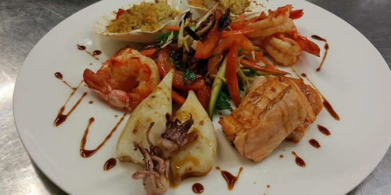 I migliori ristoranti di pesce a Brescia e dintorni