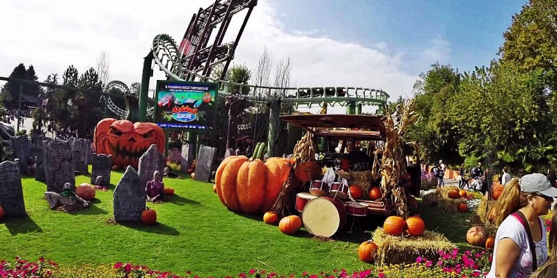 Le feste di Halloween a Verona